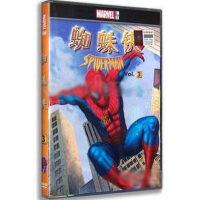 蜘蛛侠2 盒装DVD蜘蛛侠动画版 Spider man