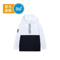 【1件5折到手价:139.5】361度男童梭织外套2019秋季新品K51932602