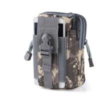 户外运动战术腰包男5.5 6寸防水手机包穿皮带跑步挂包军迷小腰包