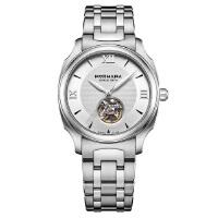 瑞士百年高端制表品牌:诺美纳NORMANA-皇族飞轮系列 55021 机械男士手表