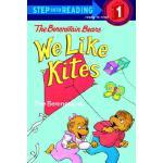 【预订】Berenstain Bears: We Like Kites 9780679892311