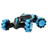 儿童遥控汽车可充电手势感应玩具车侧冲四驱攀爬扭变形车男孩