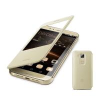 华为麦芒4手机壳 原装智能开窗保护套 G7 Plus 智能休眠手机皮套