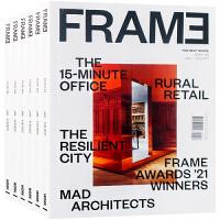 荷兰FRAME 杂志 订阅2020年 新潮 商业空间 展览空间 文化空间 专卖店空间 室内装饰设计杂志E07