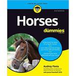 【预订】Horses For Dummies, 3Rd Edition 9781119589402