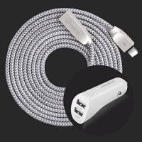 iPhone6数据线苹果6s加长5s手机7Plus充电线8快充5单头六iphonex充电器线ipad