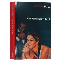 Revolutionary Road 革命之路 英文原版 金球奖影片原著小说 十一种孤独作者 理查德耶茨 英文版进口英语