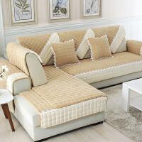 【支持礼品卡支付】沙发垫 订做皮布艺沙发套沙发布沙发床套罩欧式中式沙发盖布单人双人三人组合沙发灯芯绒柔软沙发垫