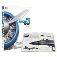 DK The Aircraft Book The Definitive Visual History dk儿童飞机百科