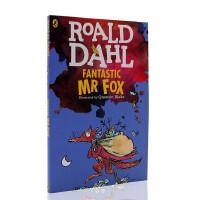 【满300-100】进口英文原版 Fantastic Mr Fox了不起的狐狸爸爸Roald Dahl罗尔德达尔青少年儿