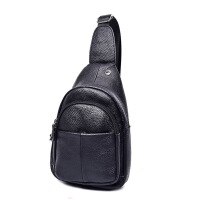 男女时尚胸包旅行包 皮牛皮背包休闲多用单肩包斜挎包BM
