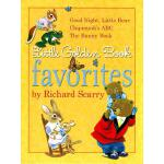【预订】Little Golden Books Favorites 9780375845802