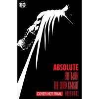 现货 蝙蝠侠 黑暗骑士 *高种族 精装 英文原版 DC漫画 弗兰克・米勒 Absolute Batman: The D