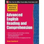 【预订】Practice Makes Perfect Advanced English Reading and Com