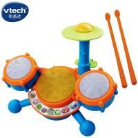 VTech伟易达霹雳架子鼓学拼音儿童架子鼓玩具儿童早教益智玩具