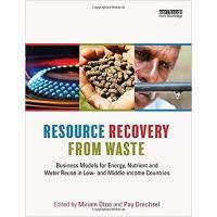 【预订】Resource Recovery from Waste 9781138016552