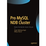 【预订】Pro MySQL Ndb Cluster