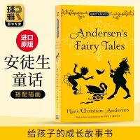 安徒生童话 英文原版 Andersen's Fairy Tales 童话故事 英文版儿童读物 世界经典 进口书籍