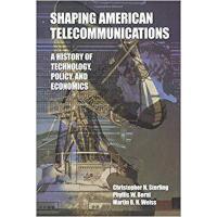 【预订】Shaping American Telecommunications 9780805822373
