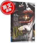 现货 小丑 漫画 英文原版 Joker DC漫画 DC Comics 小丑蝙蝠侠 by Brian Azzarello
