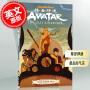 现货 降世神通:后的气宗 英文原版 同名动画漫画 平装 Avatar: The Last Airbender