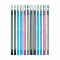 爱好48700热可擦中性笔 纯之风系列磨磨擦水笔 摩易擦学生写字笔