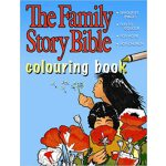 【预订】The Family Story Bible Colouring Book 10-Pack