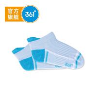 【1件5折到手价:11】361度童袜 儿童平板短袜 2019年夏季新品儿童薄袜子纯棉