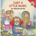 Little Critter: Just a Little Music 小怪物:噪音制造者 ISBN9780060539627