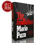 【现货】英文原版 The Godfather 教父 Mario Puzo 小开本简装 同名电影原著