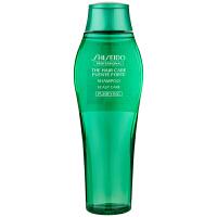 日本资生堂洗发水护理道芬芳头皮护理净透控油洗发露250ml无硅油