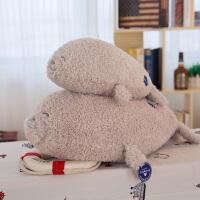 公仔大号靠垫抱枕布娃娃生日礼物女孩柔软羽绒棉软体企鹅毛绒玩具