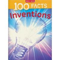 100 Facts Inventions 关于发明的100个事实 儿童英语原版百科知识科普书 英文原版进口图书