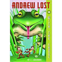 Andrew Lost with the Frogs 9780375846687