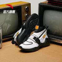 安踏男鞋官�W�\�有�2020夏季新款�凸判蓍e跑步鞋走秀同款