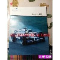 【二手9成新】F1威廉姆斯车队TheTeam2001(小舒马赫蒙托亚)不详不详9788467021707