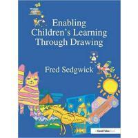 【预订】Enabling Children's Learning Through Drawing 9781138420