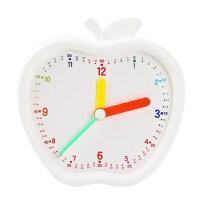 晨光学习钟 钟点学习器 小苹果造型钟表模型教具 ASD99866 单个装