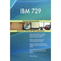 【预订】IBM 729: Standard Requirements