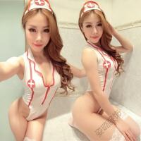 性感女诱惑护士制服套装角色扮演大码睡衣sm 均码