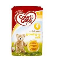 【2件包邮】英国Cow&Gate牛栏婴幼儿配方奶粉4段(2-3周岁宝宝 800g)