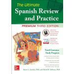 【预订】The Ultimate Spanish Review and Practice