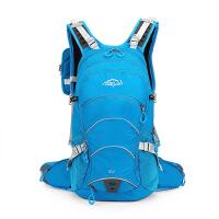 旅行出差户外露营垂钓多用包 运动骑行包户外自行车包水袋骑行背包