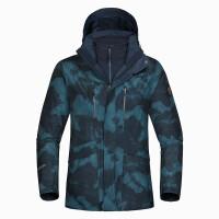 【过年不打烊】GTX防水透气舒适保暖印花男式三穿冲锋衣GS075503
