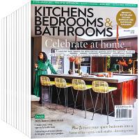 英国 KITCHENS BEDROOMS BATHROOMS 杂志 订阅2020年 E31 住宅别墅家居 厨房、卧房、