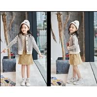 女童小白鞋男童运动鞋高帮鞋儿童贝壳头板鞋