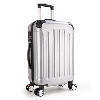 手拉箱拉箱大号行李箱硬壳箱拉杆箱旅行箱万向轮24寸学生行李箱子密码登机箱皮箱拖杆箱草绿色磨砂面 黑色 磨砂面
