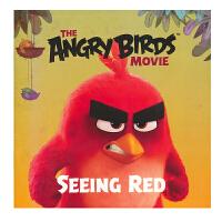 【首页抢券300-100】The Angry Birds Movie Seeing Red 愤怒的小鸟大电影 勃然大怒
