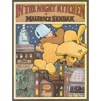 In the Night Kitchen 夜晚的厨房 ISBN 9780099417477