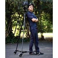 901滑轮底座 三脚架脚轮 摄像机地轮 微电影拍摄 摄影滚轮